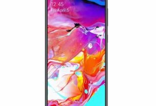 Latest Samsung Galaxy A70 Specifications