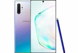 Samsung Galaxy Note 10 Plus 5G FAQ