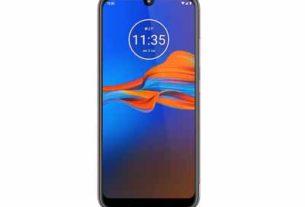Motorola Moto E6 Plus FAQ