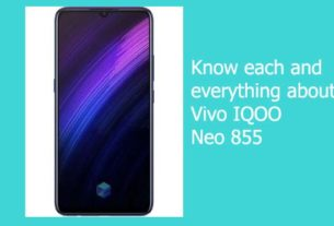 vivo iQOO Neo 855 FAQ