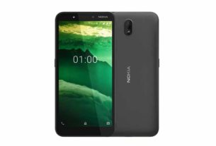 Nokia C1 Full Specifications