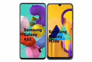 Samsung Galaxy A51 vs Samsung Galaxy M30s Comparison
