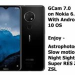 GCam 7.0 APK Nokia 6.2