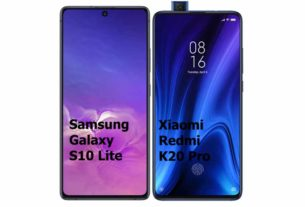 Samsung Galaxy S10 Lite vs Xiaomi Redmi K20 Pro comparison