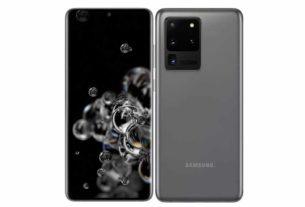 Samsung Galaxy S20 Ultra Full Specifications