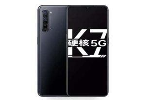 Oppo K7 5G FAQ