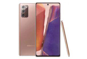 Samsung Galaxy Note 20 FAQ