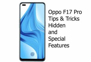 Best Oppo F17 Pro tips and tricks