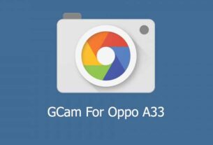 GCam APK for Oppo A33