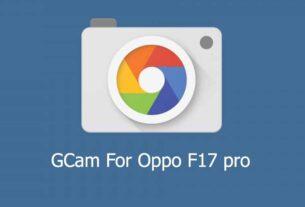 GCam APK for Oppo F17 Pro