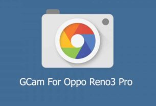 GCam APK for Oppo Reno3 Pro