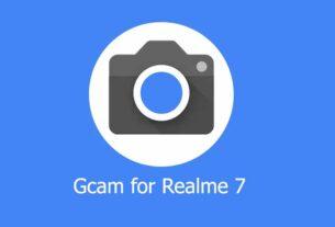 GCam APK for Realme 7