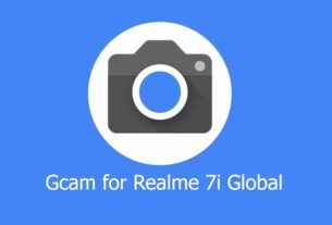 GCam APK for Realme 7i Global