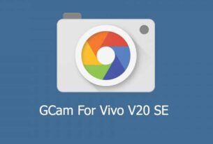 GCam APK for Vivo V20 SE