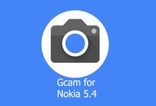 GCam APK for Nokia 5.4