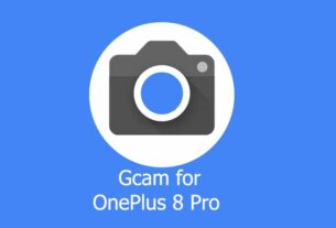 GCam APK for OnePlus 8 Pro