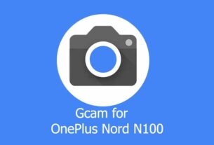 GCam APK for OnePlus Nord N100