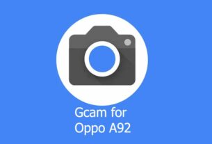 GCam APK for Oppo A92