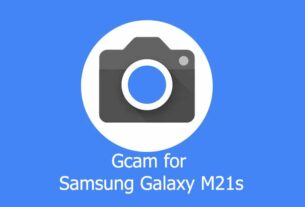 GCam APK for Samsung Galaxy M21s