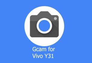 GCam APK for Vivo Y31