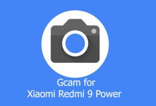 GCam APK for Xiaomi Redmi 9 Power