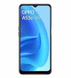 Oppo A53s 5G FAQs