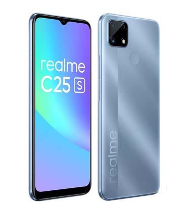 Realme C25s FAQs